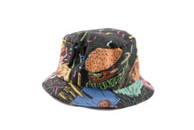 Load image into Gallery viewer, NEW Takeaway Food Print Bucket Hat