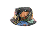 NEW Takeaway Food Print Bucket Hat