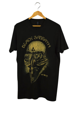 NEW Black Sabbath 1978 US Tour Replica T-Shirt