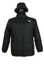Load image into Gallery viewer, The North Face Brand Black Puffer Fleece Jacket