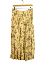 Load image into Gallery viewer, Capacity Brand Peach Floral Skirt