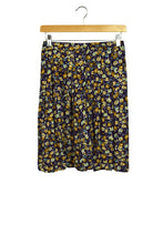Load image into Gallery viewer, Reworked Floral Print Skirt