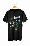 NEW Nine Inch Nails 2013 'Tension' Tour T-Shirt