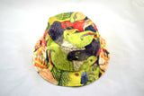 NEW All Over Parrot Print Bucket Hat