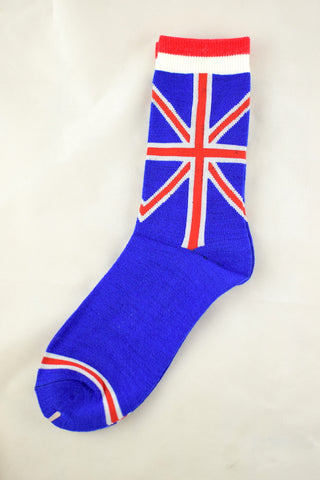 NEW Union Jack Socks