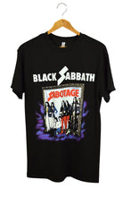 Load image into Gallery viewer, NEW Black Sabbath Sabotage T-Shirt
