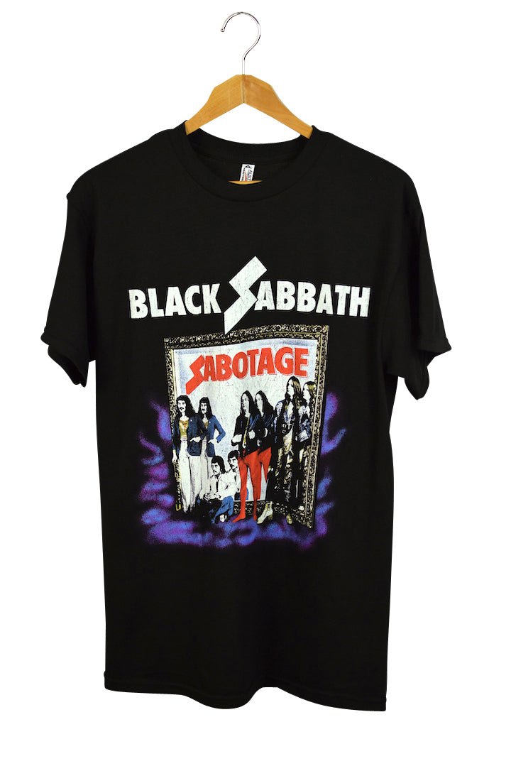 NEW Black Sabbath Sabotage T-Shirt