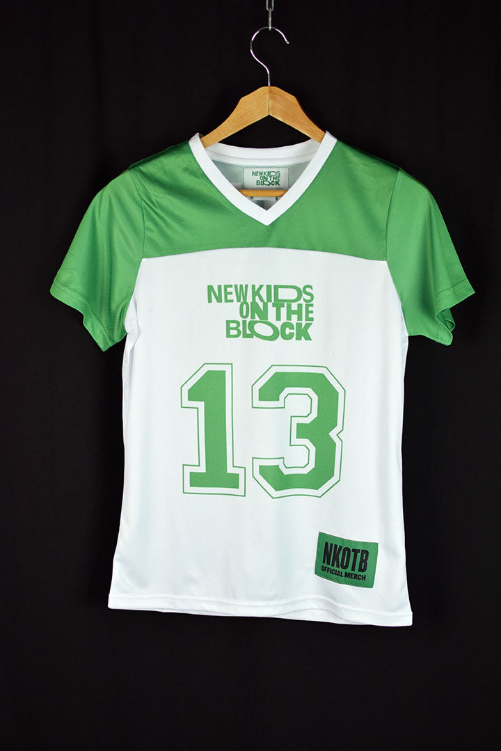 NEW Football Jersey for New Kids On The Block