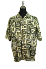 Load image into Gallery viewer, OP Brand Tiki Print Shirt