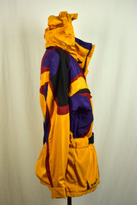 80's/90's The North Face TNFX Multi Colored Jacket