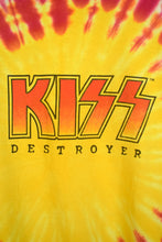 Load image into Gallery viewer, 1997 Tie Dye KISS T-Shirt