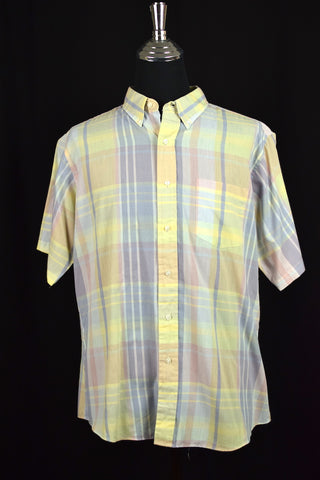 Lee Brand Pastel Checkered Shirt