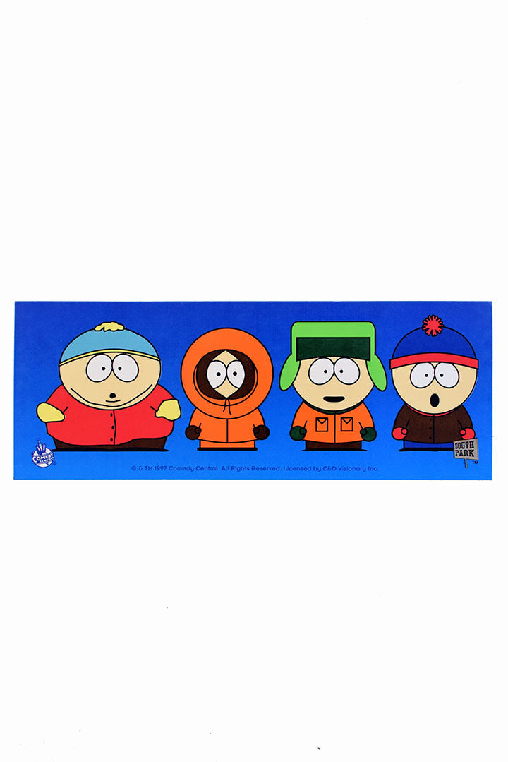 Deadstock 1997 South Park Sticker