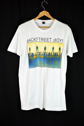 DEADSTOCK 2013 Backstreet Boys Tour T-Shirt