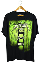 Load image into Gallery viewer, 2009 The Metallica Club T-Shirt