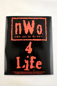 Deadstock 1998 NWO/WCW Sticker