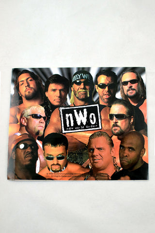 Deadstock 1998 NWO rectangular shaped sticker