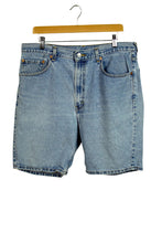 Load image into Gallery viewer, 80s Tough Love Baby Brand Dirty Wash Denim Jacket