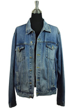 Load image into Gallery viewer, Wrangler Hero Brand Blue Denim Jacket