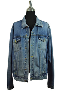 Wrangler Hero Brand Blue Denim Jacket