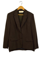 Load image into Gallery viewer, Pendelton Brown Woollen Blazer