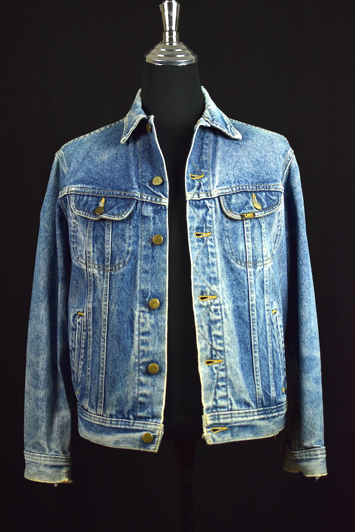 Lee Brand Blue Denim Jacket