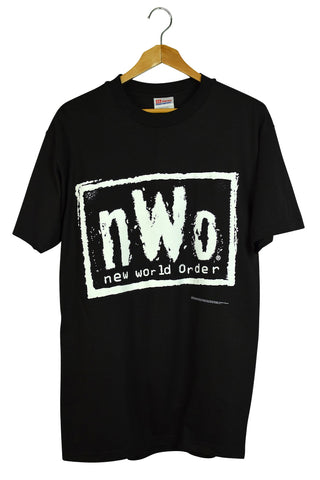 DEADSTOCK 1998 NWO Black and White T-Shirt