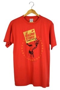 NEW Rolling Stones 1978 American Tour Replica T-Shirt