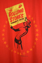 Load image into Gallery viewer, NEW Rolling Stones 1978 American Tour Replica T-Shirt