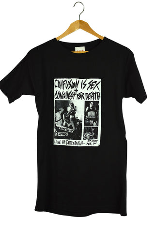 NEW Sonic Youth T-Shirt