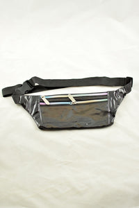 NEW Metallic Vinyl Bumbag