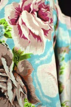 Load image into Gallery viewer, Reworked Vintage Floral Top