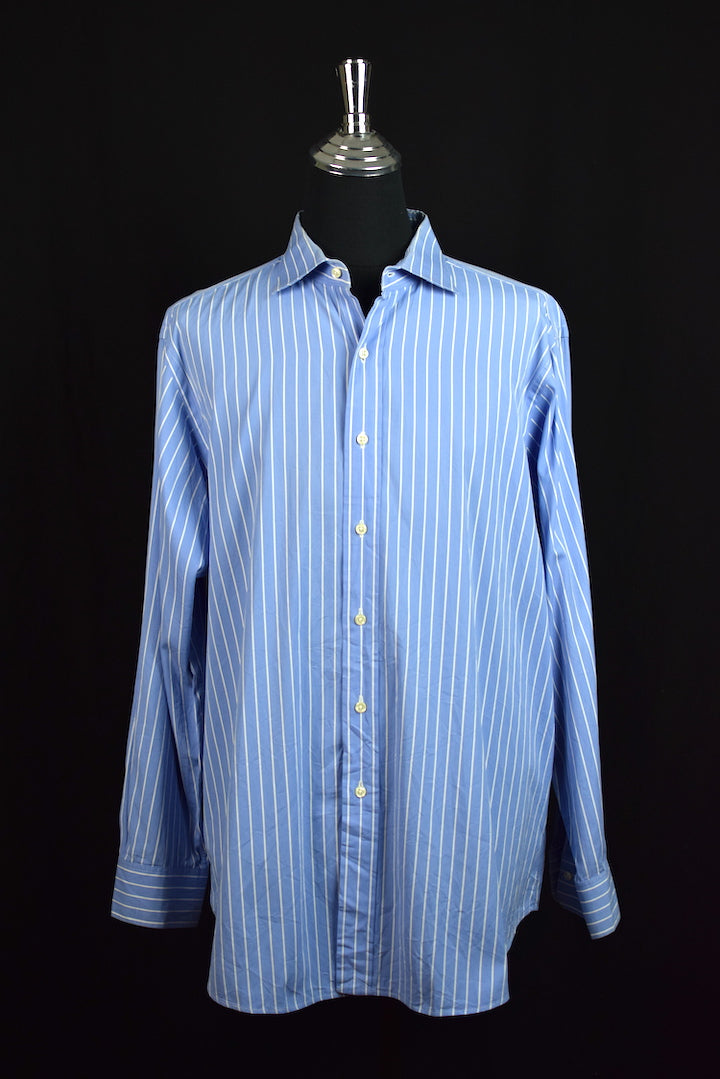 Polo by Ralph Lauren Brand PinStripe Shirt