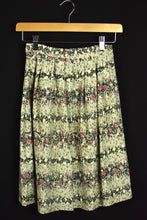 Load image into Gallery viewer, Reworked Floral Skirt