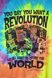 1996 John Lennon Paul McCartney 'Revolution' T-Shirt