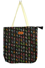 Load image into Gallery viewer, NEW Skulls and Bones Tote Bag