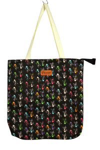 NEW Skulls and Bones Tote Bag