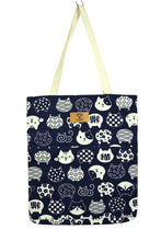 Load image into Gallery viewer, NEW Cat Print Tote Bag