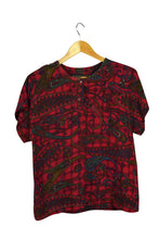 Load image into Gallery viewer, 80's Paisley Print Blouse by Craig Clothing Co