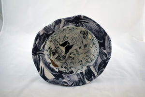 NEW Magpies Print Bucket Hat