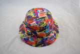 NEW Floral Print Bucket Hat