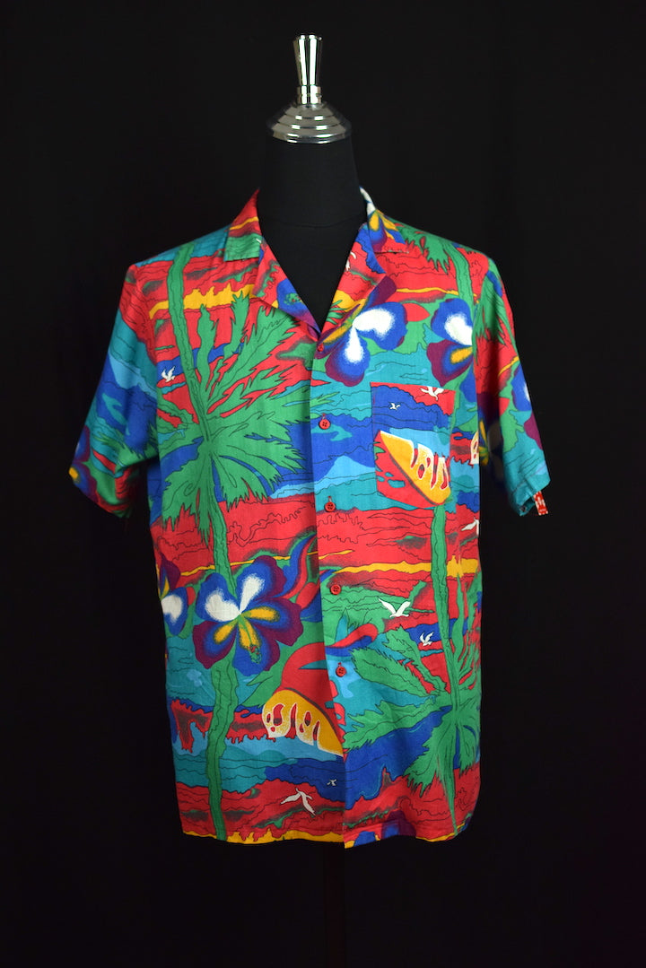 Shore Thing Brand Hawaiian Shirt