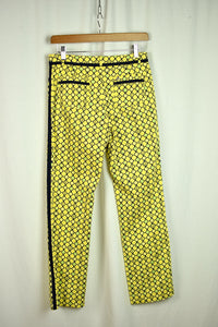 Elegance Sports Brand Bright Alphabet Pants