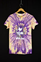 Load image into Gallery viewer, NEW c2016 Tie-Dye Woodstock T-Shirt