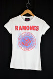 NEW 2012 Ladies Ramones T-Shirt