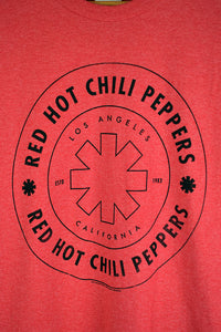NEW 2014 Red Hot Chili Peppers T-Shirt