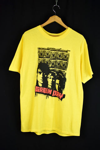 DEADSTOCK 2009 Green Day Tour T-Shirt