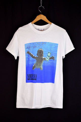 NEW 2011 Nirvana Nevermind T-Shirt