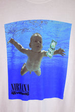 Load image into Gallery viewer, NEW 2011 Nirvana Nevermind T-Shirt