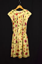 Load image into Gallery viewer, Bora Bora Brand Beige Floral Print Dress